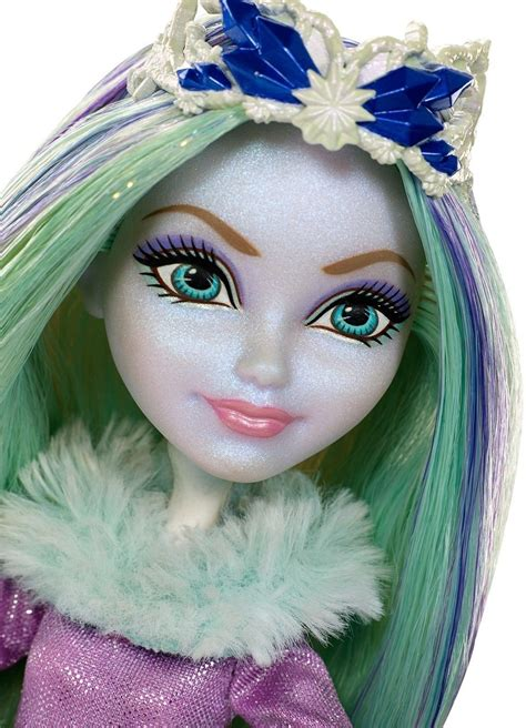 Ever After High Epic Winter Crystal Winter Doll - Swiftsly
