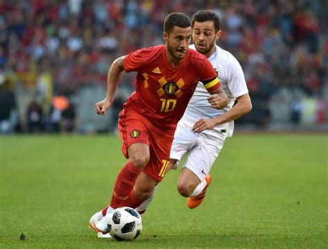 Belgium: Perennial Underachievers Eager To Change Fortunes ...