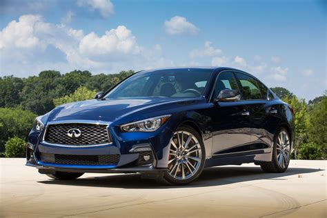 Infiniti Q50 by Refreshed 2018 Infiniti Q50 Priced From 34 200 48 Pics