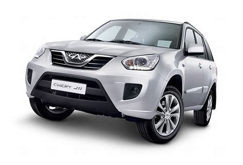 Cheapest New Cars On The Market by Chery J11 Cheapest Suv On The Market Gets Update Goauto