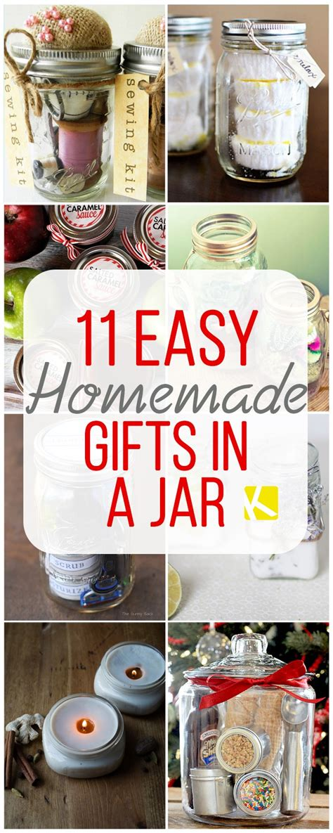 diy jar mason gift christmas gifts jars thekrazycouponlady homemade coupon lady easy crafts collect later friend birthday read anniversary