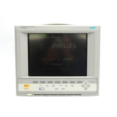 philips ma vc patient monitor pacific medical