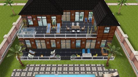 157 best images about sims freeplay houses on 2nd floor house design and mansions