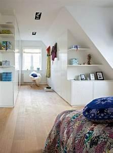 Begehbarer Kleiderschrank Selber Bauen Dachschräge : begehbarer kleiderschrank unter dachschr ge ideen und ~ Watch28wear.com Haus und Dekorationen