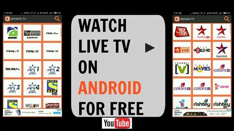 Watch Live Tv Online And Stream On-demand