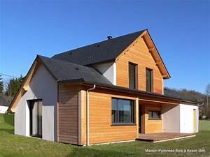 Maison En Bois Tout Compris : maisons bois 65 pyr n es bois maisons ossature bois 64 ~ Melissatoandfro.com Idées de Décoration