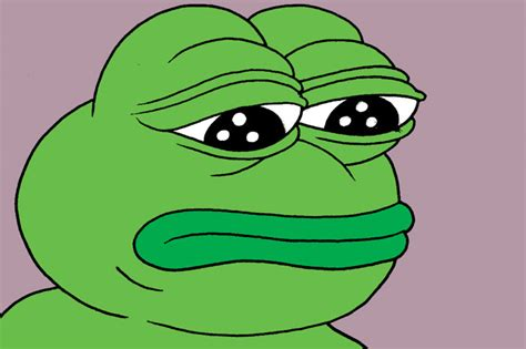 A Eulogy For Pepe The Frog, Who Died This Weekend
