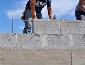 Que Mettre Sur Un Mur En Parpaing Interieur : bande d 39 arase quel int r t pour votre mur en parpaing home dome ~ Melissatoandfro.com Idées de Décoration