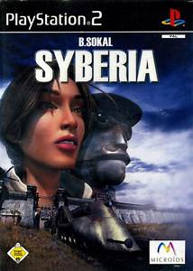 Syberia For PlayStation 2 2003 MobyGames