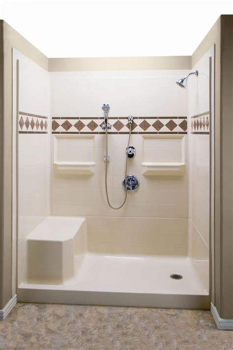 Walk In Showers At Lowes by Modern Lowes Shower Enclosures For Cozy Bathroom Ideas