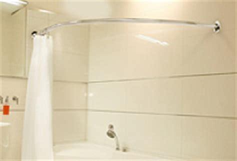 bathroom shower curtain rail 187 bathroom design ideas