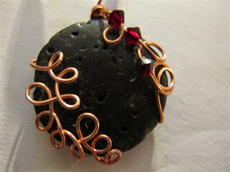 designs wire jewelry wrapped handmade naomi fall