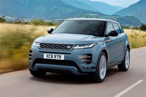 Land Rover Range Rover Evoque 2019 range rover evoque 2019 estrena motores de 48 voltios