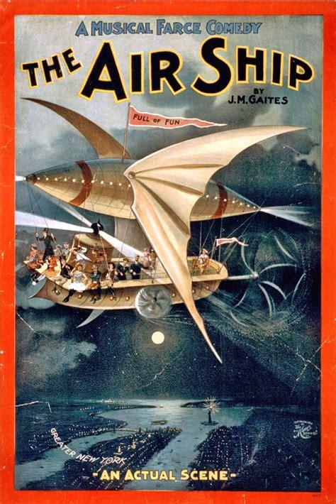 The Airship and Futurism: Utopian Visions of the Airship ...