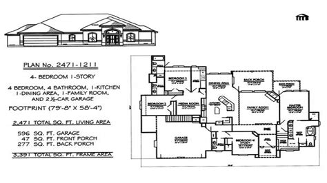 story  bedroom house plans  bedroom house house plans