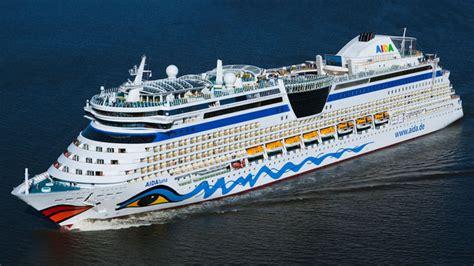 AIDAluna - Itinerary Schedule, Current Position   CruiseMapper