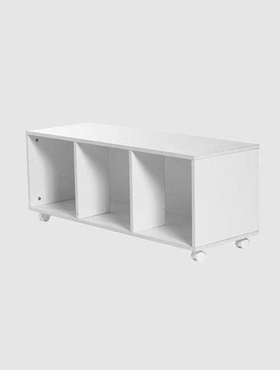 meuble bas chambre meuble bas de rangement chambre enfant blanc gris vertbaudet enfant rooms