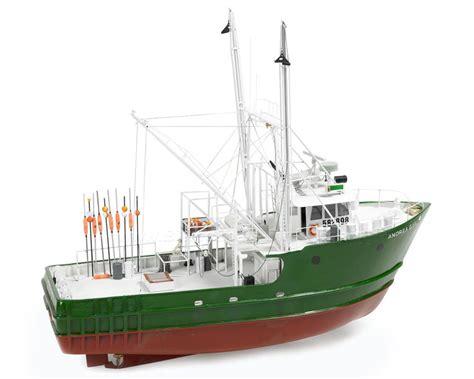 Fishing Boat Model Kits by Billing Barcos B526 Andrea Gail Barco De Pesca Modelo