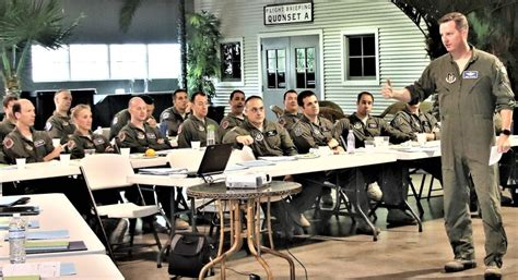 flight commanders gather workshop annual 340th flying training