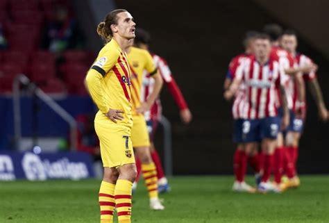 LaLiga Report: Atletico Madrid v FC Barcelona
