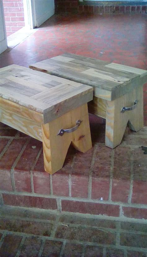 step stools ana white