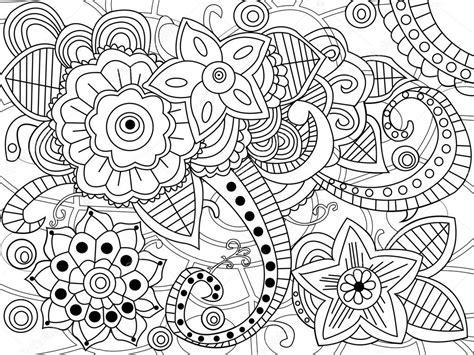 Volwassenen Kleurplaat Mandala Vlinder by Mandala Kleurplaat Vector Voor Volwassenen Stockvector