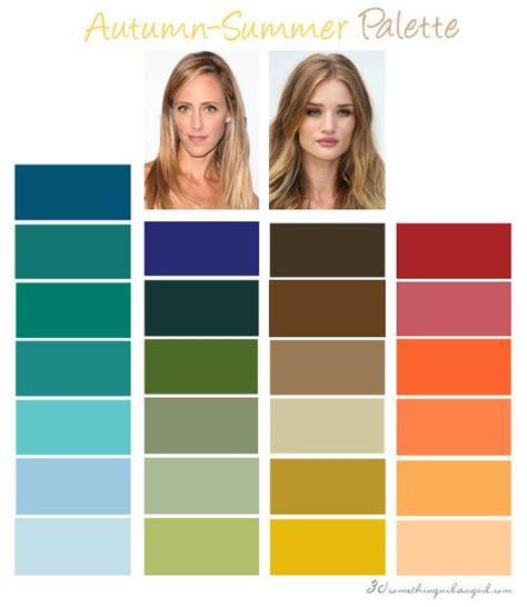soft autumn color palette best 25 autumn color palette ideas on fall