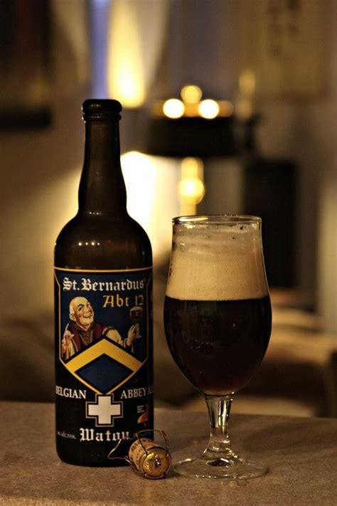 Beer Quad St Bernardus Abt 12 Belgian Quad Craft Beer Pinterest