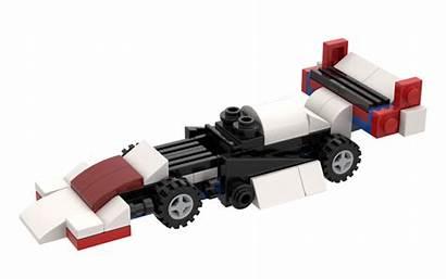 F1 Combi Moc Lego Rebrickable Crazy8ron Build