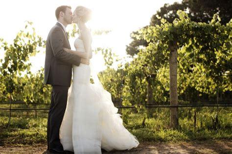 romantic winery wedding  villa bellezza hilary nicholas