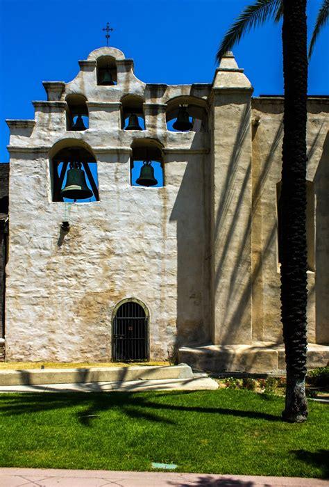 Shot from My Canon: Mission San Gabriel Archangel