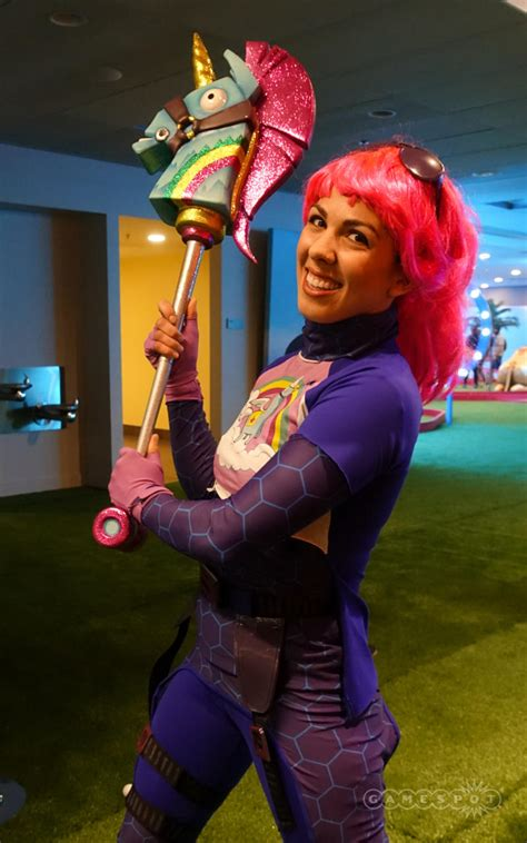 cosplay fortnite pax skins cool anime features some overwatch marvel bomber bright gamespot lazy wm things season west links golf