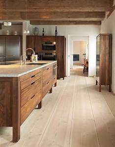 Parkett In Küche : parkett in der k che mehr dazu auf hausideen pinterest k che k chen ideen ~ Orissabook.com Haus und Dekorationen