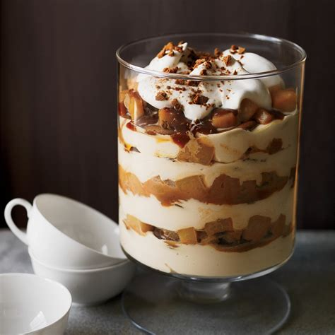 caramel pear cheesecake trifle recipe grace parisi