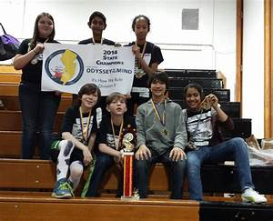 Updated: Franklin Middle School Team Competes In 'Odyssey ...
