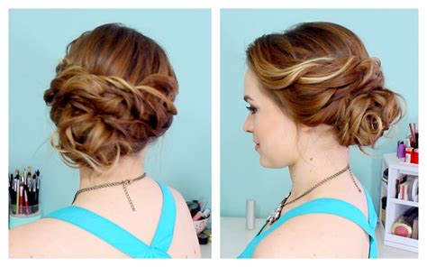15 best ideas of shoulder length updo hairstyles