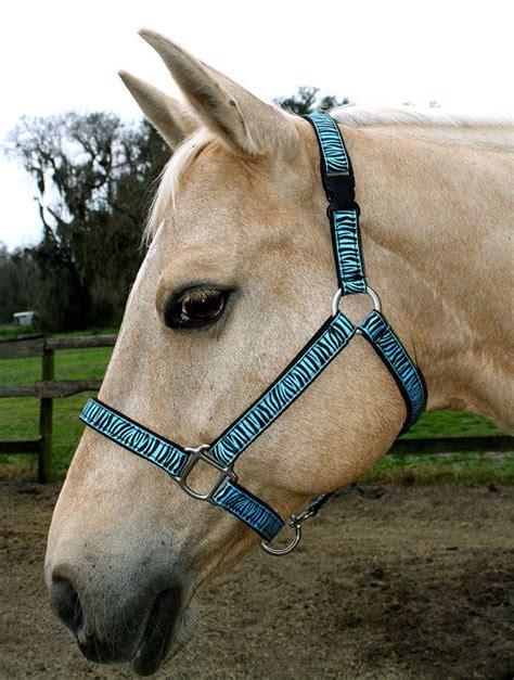 horse halter halters zebra horses tack etsy pick riding similar breyer items western bronc visit saddles gear