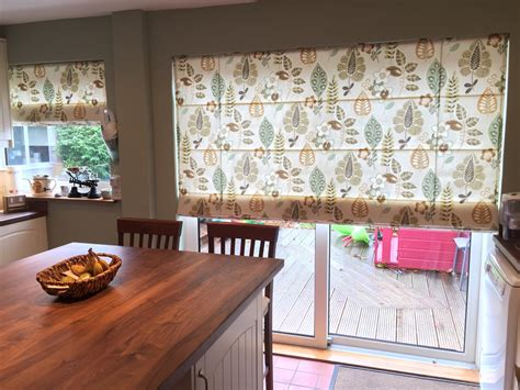 Martina's Cosy Country Kitchen Webblinds