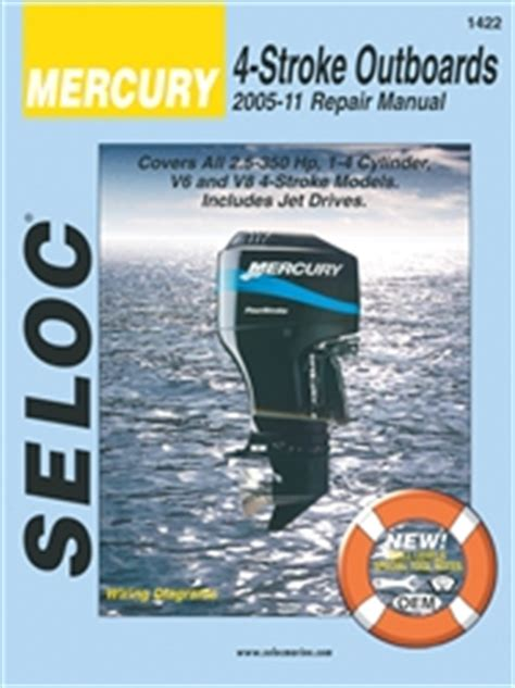 mercury outboard manuals service shop  repair manual