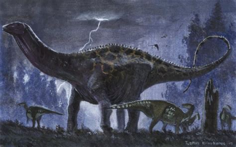 Brontosaurus Excelsus, B. Parvus, B. Yahnahpin