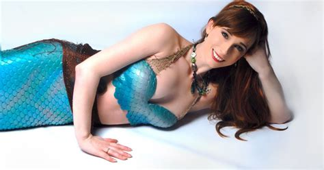 Meet The Real Life Little Mermaid Who Has A 3 And A Half