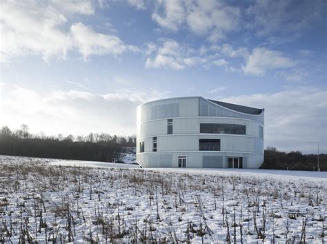 natural science center nord architects archdaily