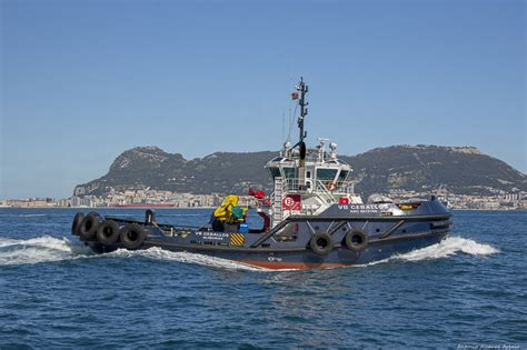 Tugboat In Spanish by Boluda Towage And Salvage Adds Next Generation Tugboat To