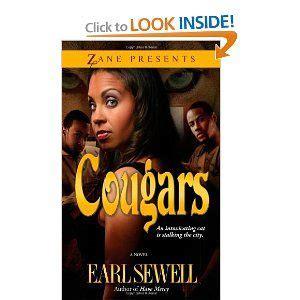 cougars a novel zane presents before fifty shades of grey novels books