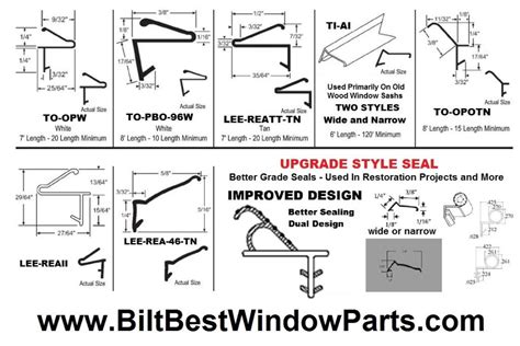 northwest western window glazing bead supply wefixitusa
