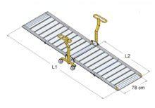 hellingbaan bouwbesluit mobiele hellingbaan op trolley easylivingproducts b v