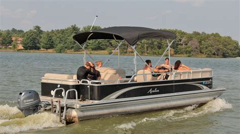 Boat Rental Wisconsin by Pontoon Boat Rentals In Wisconsin Dells Dells