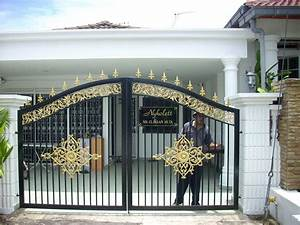 Amazing Modern Home Gates Design Ideas Gate And