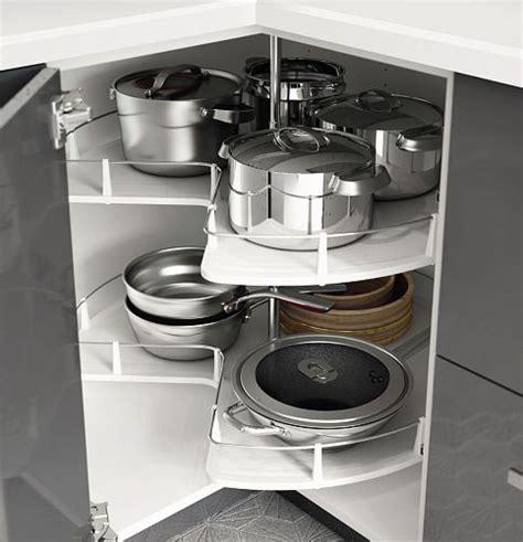 rangement angle cuisine cuisines ikea les accessoires le des cuisines