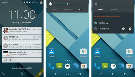 android lollipop features how to clear notifications in android how to disable